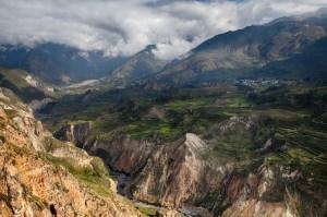 Some terraces predate the Incas.